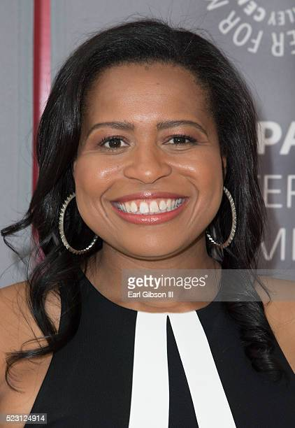 CreatorShowrunner Executive Producer Courtney A Kemp attends the Paley Center For Media Presents Chris Albrecht And Courtney A Kemp In Conversation...