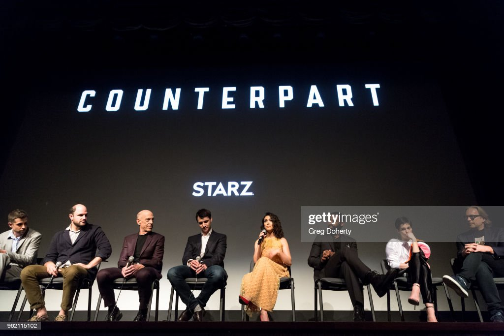 "For Your Consideration Event For Starz's ""Counterpart"" And ""Howards End"" - Inside"