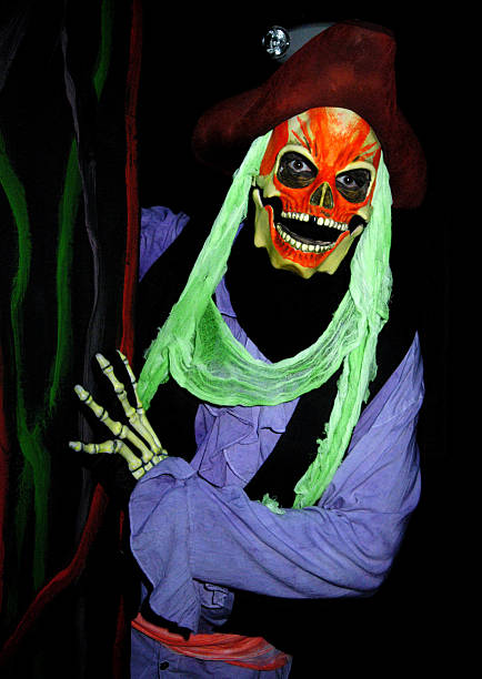 Queen Mary Shipwreck Halloween Terror Fest 2004 Opening Night ...