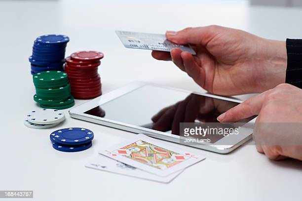 Credit card casino