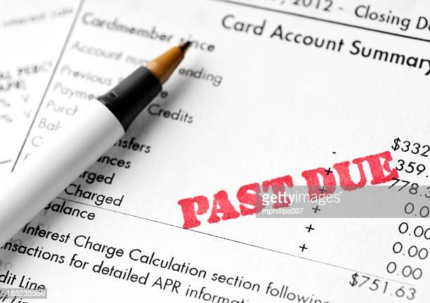 credit card debt - interest rate stock pictures, royalty-free photos & images