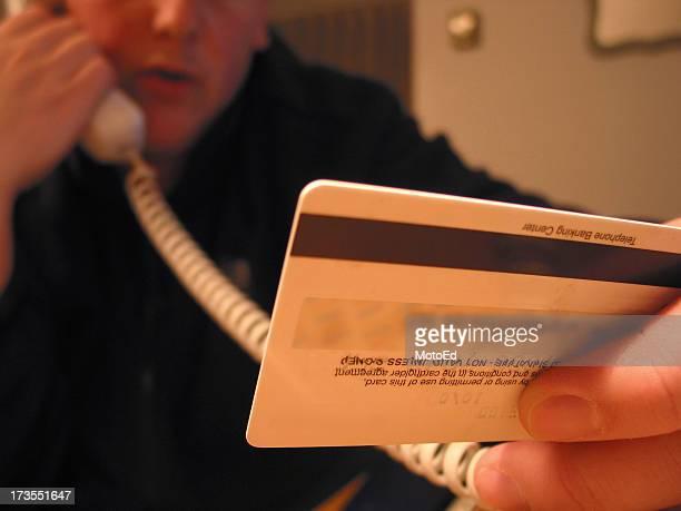 Une carte de crédit à utiliser