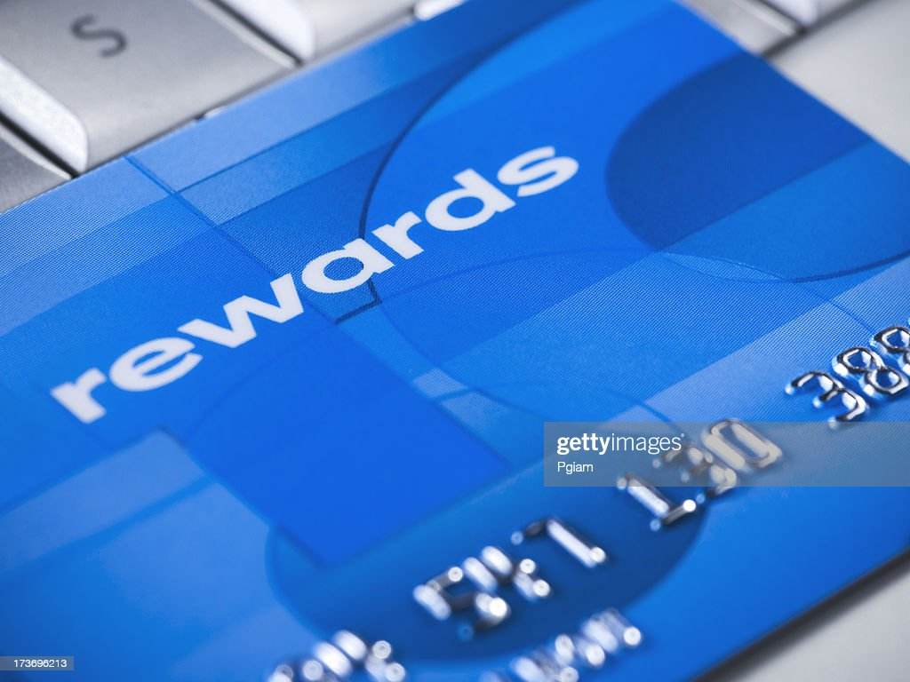 Credit card online purchase : Stock Photo