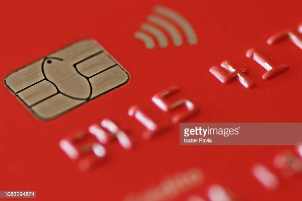 credit card - chip shot stock pictures, royalty-free photos & images
