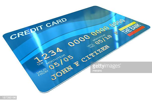Credit Card (Fictitious)