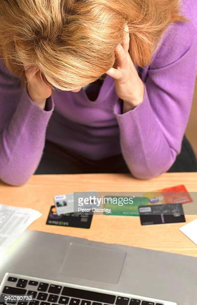 Credit card problems