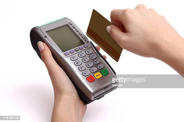 Lecteur de carte de crédit