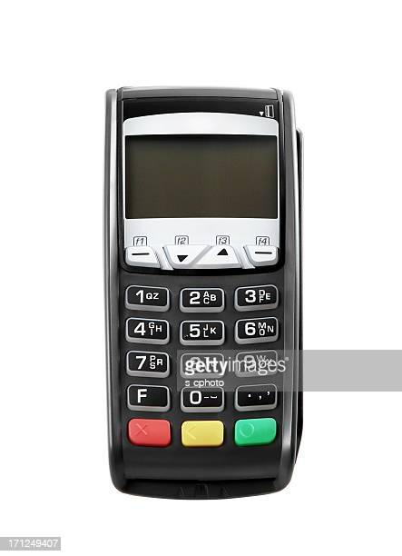Credit Card Reader+Clipping Path (Click for more)