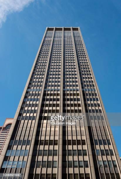 Credit Lyonnais Credit Agricole CIB Building at 1301 Sixth Avenue Manhattan New York City USA