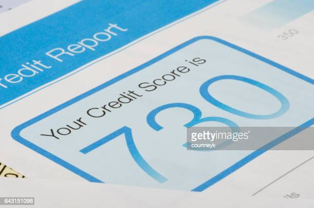 credit report form - credit score stock pictures, royalty-free photos & images