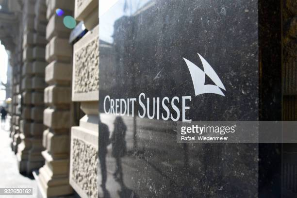 credit suisse - headquarters - credit suisse stock pictures, royalty-free photos & images