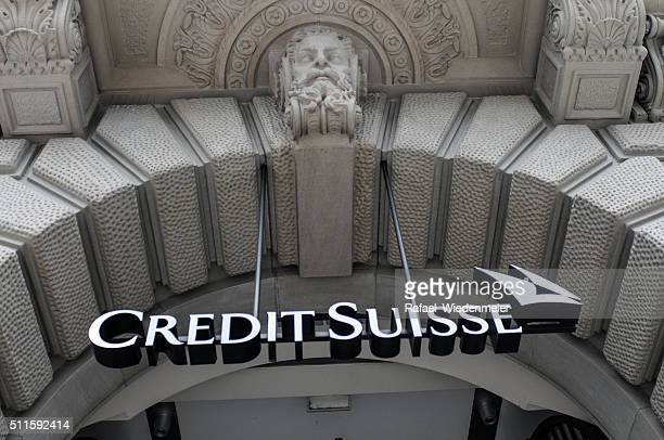 credit suisse - credit suisse stock pictures, royalty-free photos & images