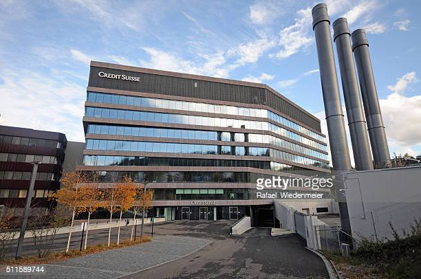 Kredit Suisse-Uetlihof II