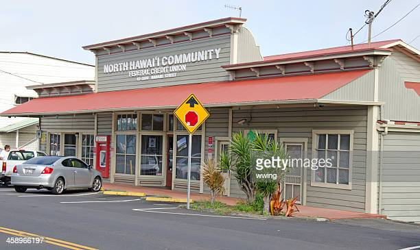 Credit Union Building, Honokaa
