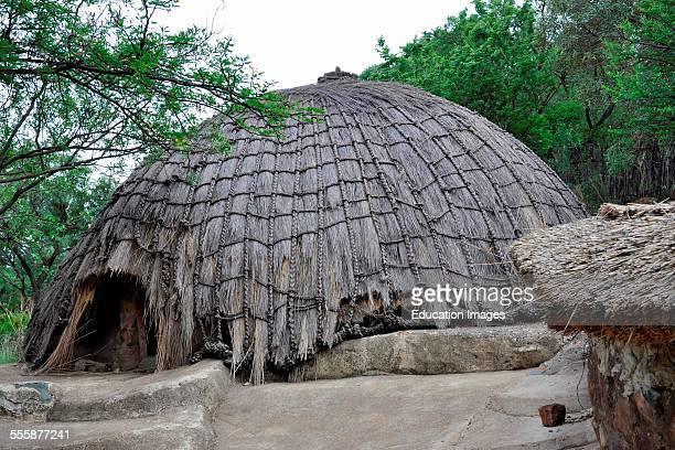 Credo Mutwa Cultural Village Soweto Johannesburg South Africa