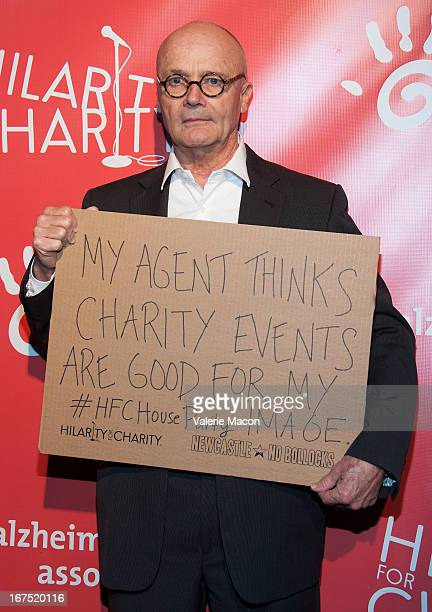 Creed Bratton arrives at the 2nd Annual Hilarity for Charity Event at Avalon on April 25, 2013 in Hollywood, California.