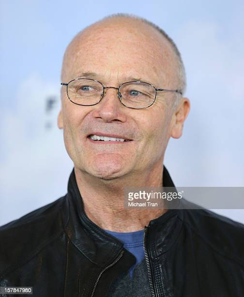 """Creed Bratton arrives at the Los Angeles premiere of """"Promised Land"""" held at Directors Guild Of America on December 6, 2012 in Los Angeles,..."""