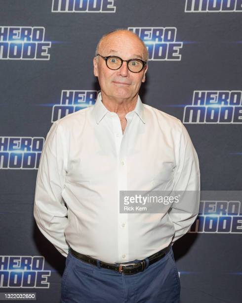 Creed Bratton attends the 'Hero Mode' screening at Galaxy Theatres on June 05, 2021 in Austin, Texas.