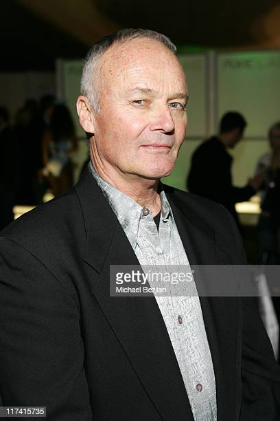 Creed Bratton *EXCLUSIVE COVERAGE* during AXELab Party at the Playboy Mansion at Playboy Mansion in Beverly Hills, California, United States.