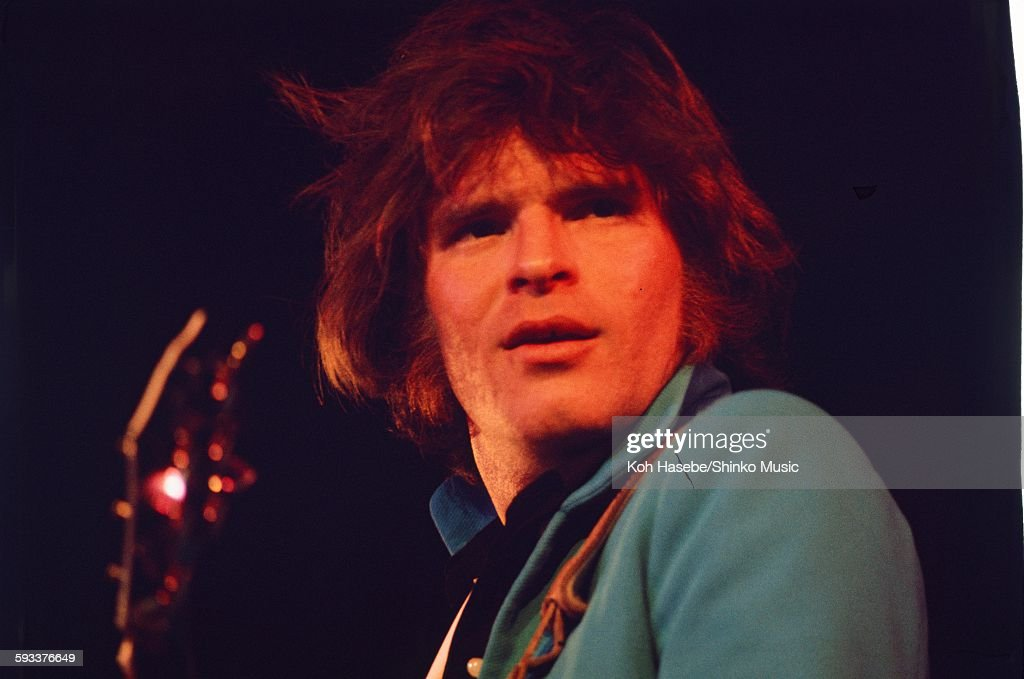Creedence Clearwater Revival John Fogerty Live At Nippon Budokan : News Photo
