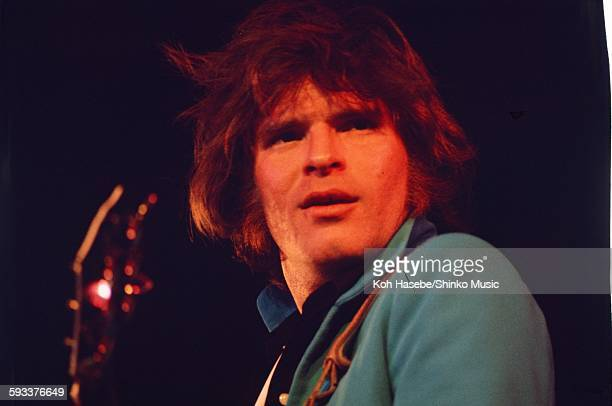 Creedence Clearwater Revival John Fogerty live at Nippon Budokan Tokyo February 29 1972