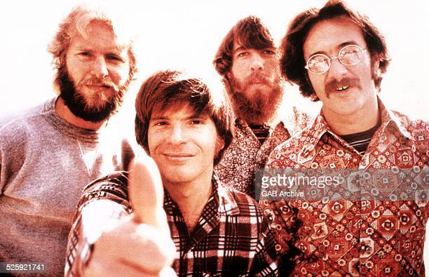 Creedence Clearwater Revival portrait c 1970