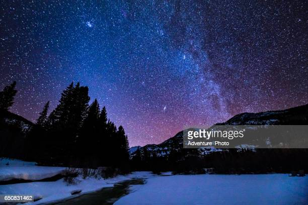 クリークと山天の川銀河
