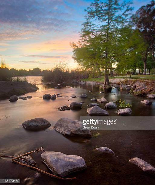 Creek to lake