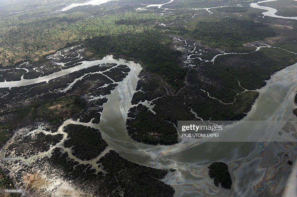 NIGERIA-OIL-CRIME : Fotografía de noticias