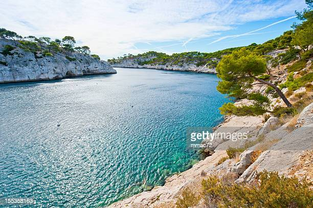 creeks - bouches du rhone stock pictures, royalty-free photos & images