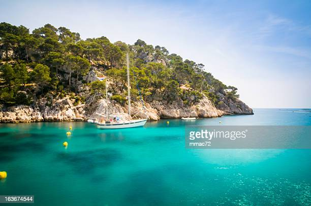 creeks - marseille stock pictures, royalty-free photos & images