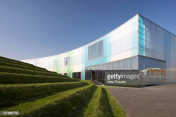CreeksideUnited Kingdom Architect London Laban Dance Centre Laban Is The Largest PurposeBuilt Contemporary Dance Centre In The World And Was Designed...