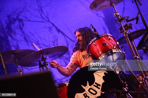 03 Creighton Barrett of Band of Horses performs at Electric Picnic Festival at Stradbally Hall Estate on September 3 2017 in Laois Ireland