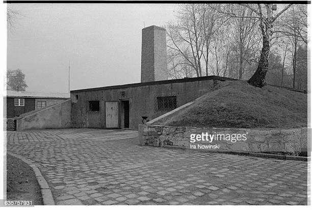 Crematorium 1 at Auschwitz