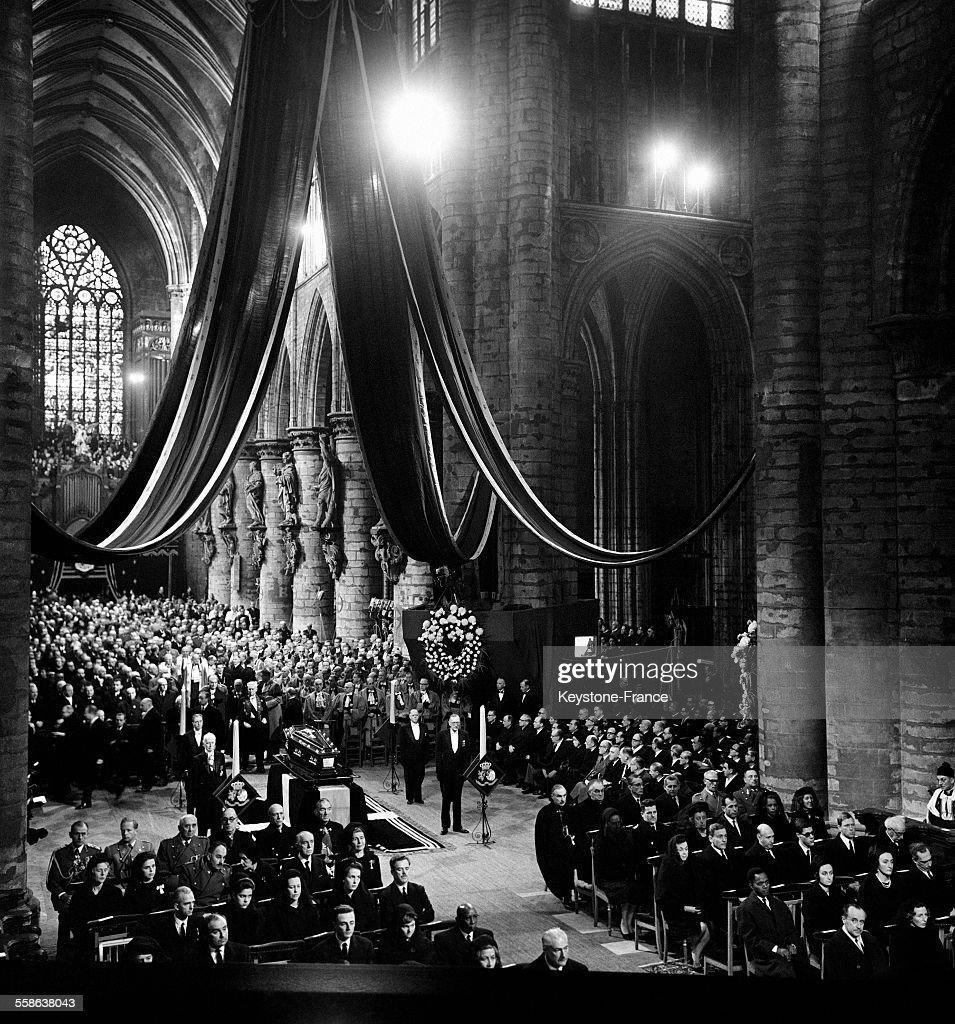 Céremonie funéraire de la Reine de Belgique : News Photo