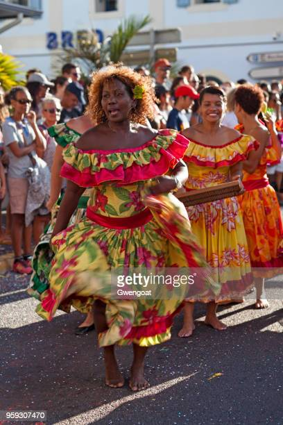 creole dancers - creole culture stock pictures, royalty-free photos & images