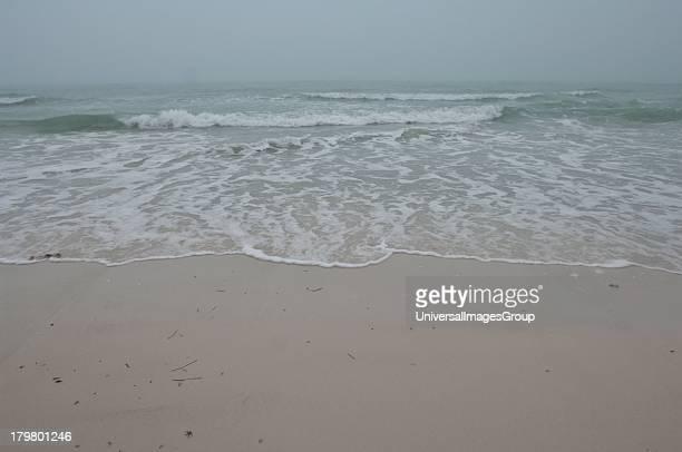 Crescent Beach, Siesta Key, Sarasota, Florida.