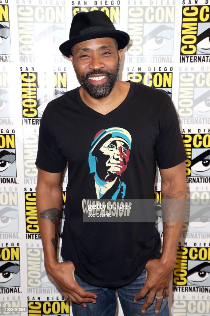 "Comic-Con International 2018 - ""Black Lightning"" Press Line"