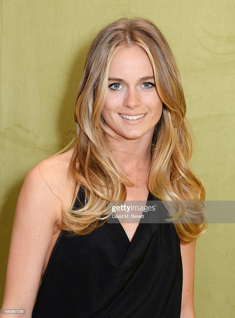Cressida Bonas attends the Art Antiques London Gala Evening in aid of Children In Crisis at Kensington Gardens on June 10, 2014 in London, England.