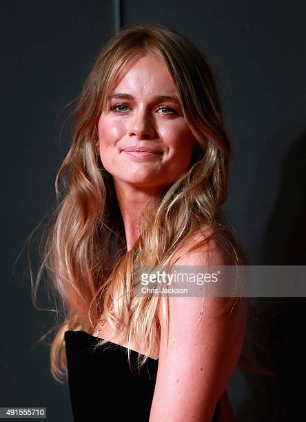 Cressida Bonas attends the BFI Luminous Funraising Gala at The Guildhall on October 6 2015 in London England