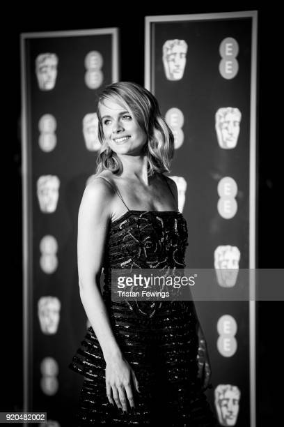 Cressida Bonas attends the EE British Academy Film Awards held at Royal Albert Hall on February 18 2018 in London England