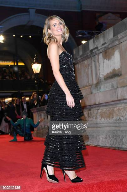 Cressida Bonas attends the EE British Academy Film Awards held at the Royal Albert Hall on February 18 2018 in London England
