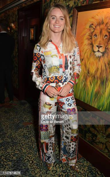 Cressida Bonas attends the launch of Montblanc's 2019 Writers Edition 'Rudyard Kipling' at Annabel's on June 3 2019 in London England