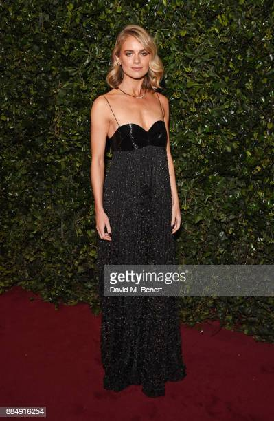 Cressida Bonas attends the London Evening Standard Theatre Awards 2017 at the Theatre Royal Drury Lane on December 3 2017 in London England