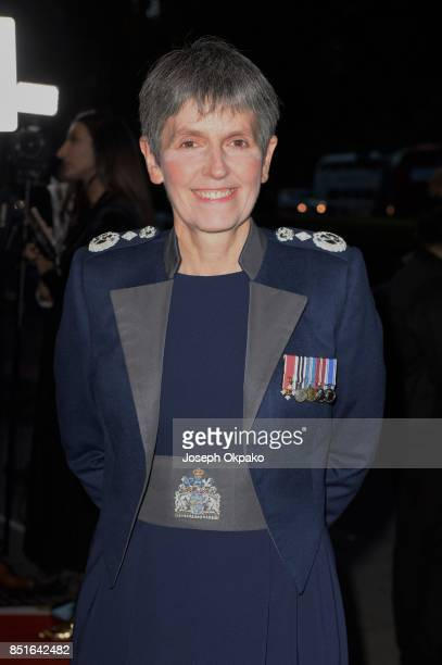 Cressida Dick attends the 17th Asian Achievers Awards at Grosvenor House on September 22 2017 in London England