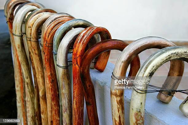 Cretan walking sticks for sale