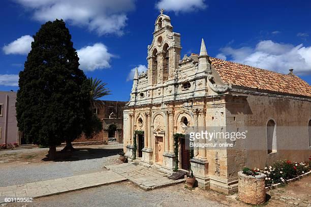 Crete cloister of Arkadi minster