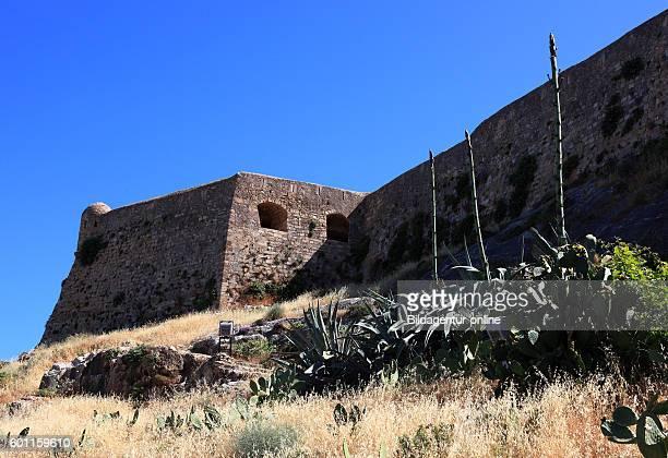 Crete the Fortezza of Rethymnon