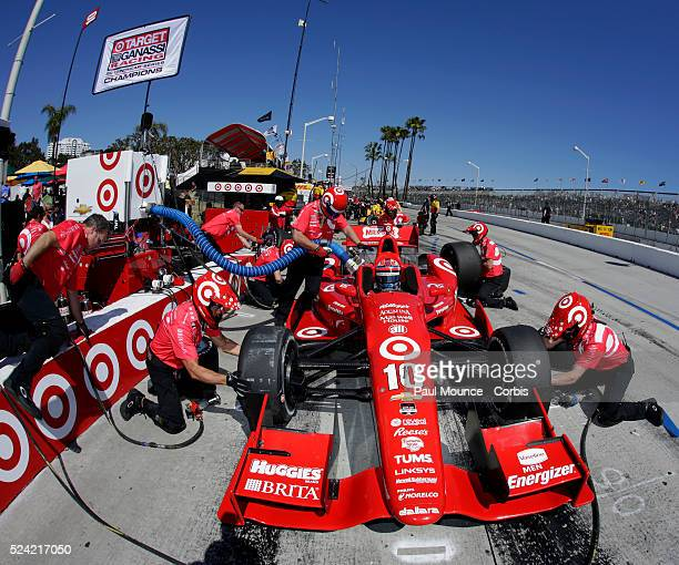 Target Chip Ganassi Racing Toyota Stock Photos and Pictures |