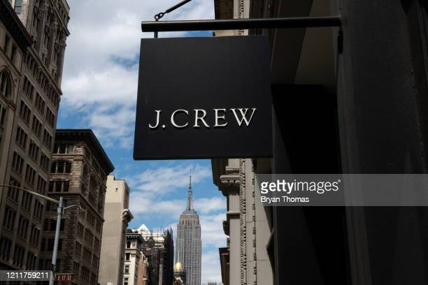 J Crew store on 5th Avenue remains closed on May 4 2020 in New York City As most of the world remains in a shutdown caused by the coronavirus J Crew...